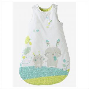 Vertbaudet Babyschlafsack Hase