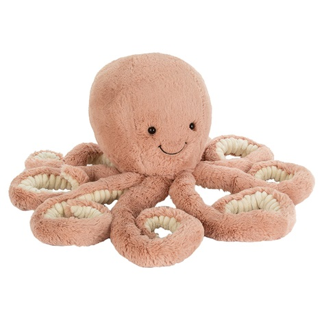 Kuscheltier Jellycat Octopus