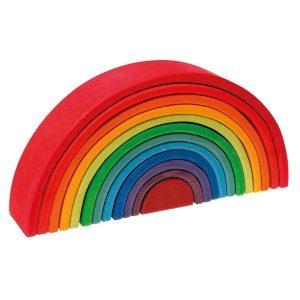 Holz Regenbogen