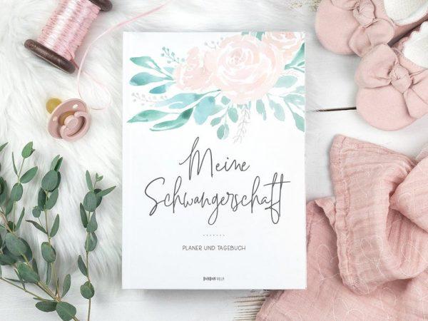 Meine Schwangerschaft - Planer und Tagebuch