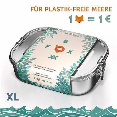 FOXBOXX® XL | Premium Brotdose