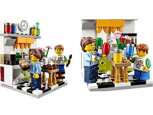 Lego Ostern Ostereiermalerei