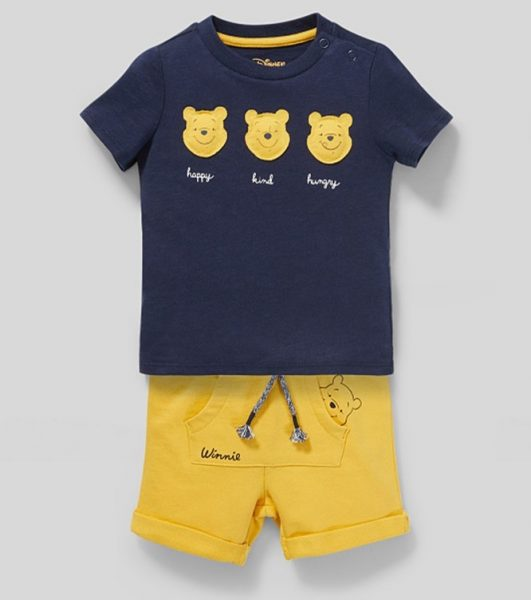 Baby Winnie Set C&A