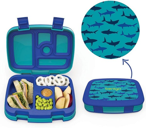 Bentgo Kids Prints Lunchbox