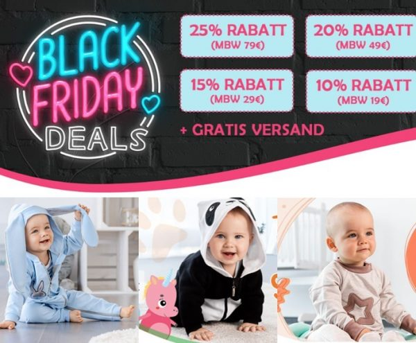 Black Friday Babysweets