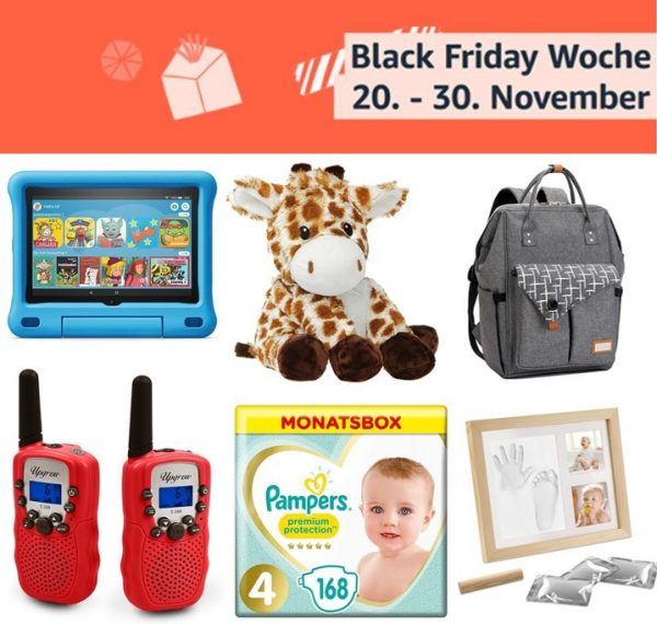 Black Week Amazon