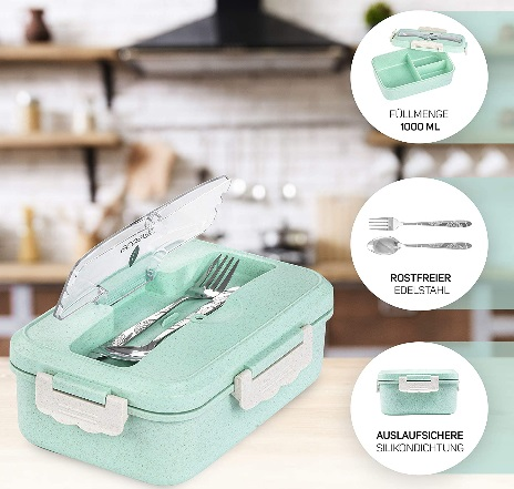 Ecoware Lunch Box