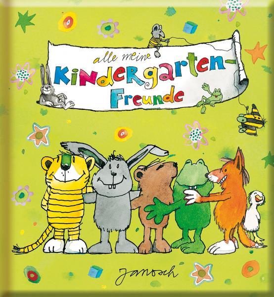 Janosch Kindergartenfreundebuch