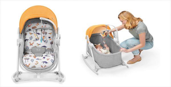 Kinderkraft Babywippe Unimo