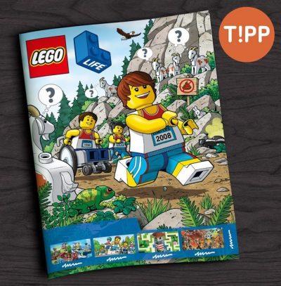 Gratis Lego Magazin