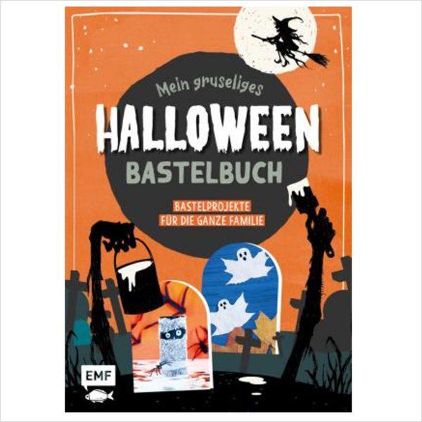 Halloween Basteln buch Bastelbuch