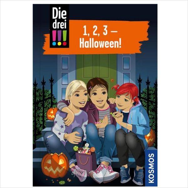 Halloween Buch Die drei Ausrufezeichen