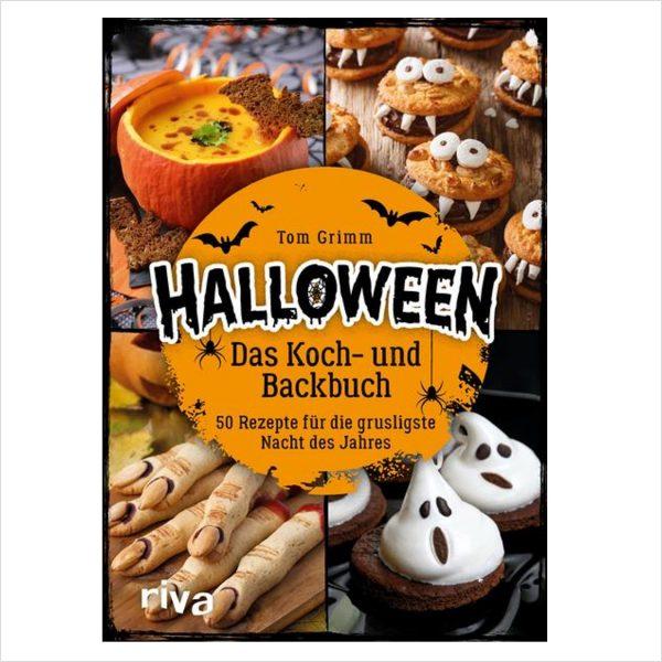 Halloween Kochbuch Backbuch