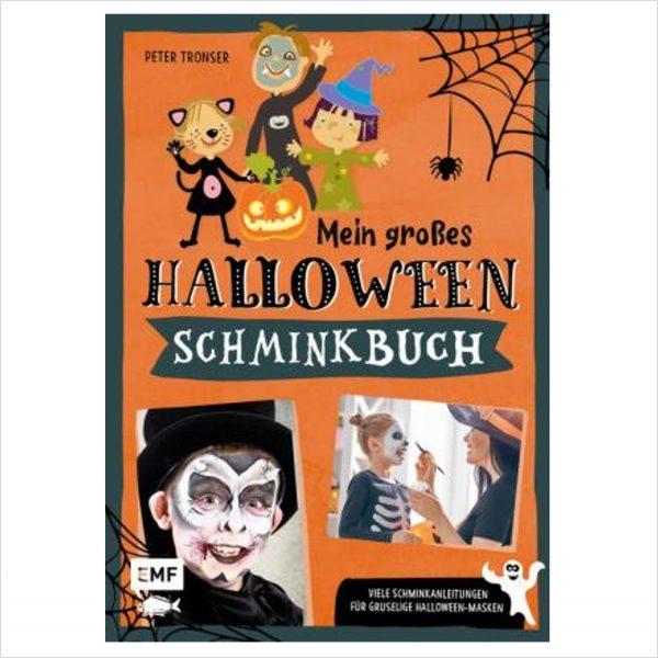 Halloween Schminkbuch