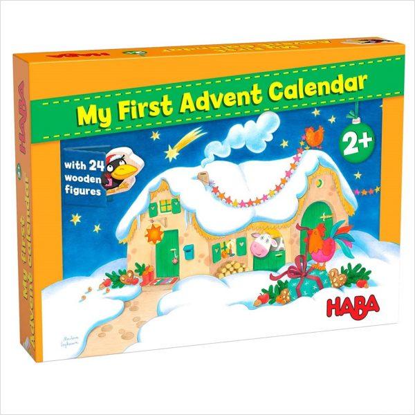 HABA Mein erster Adventskalender – Bauernhof