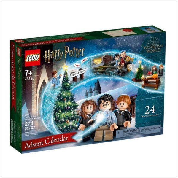 LEGO Adventskalender Harry Potter
