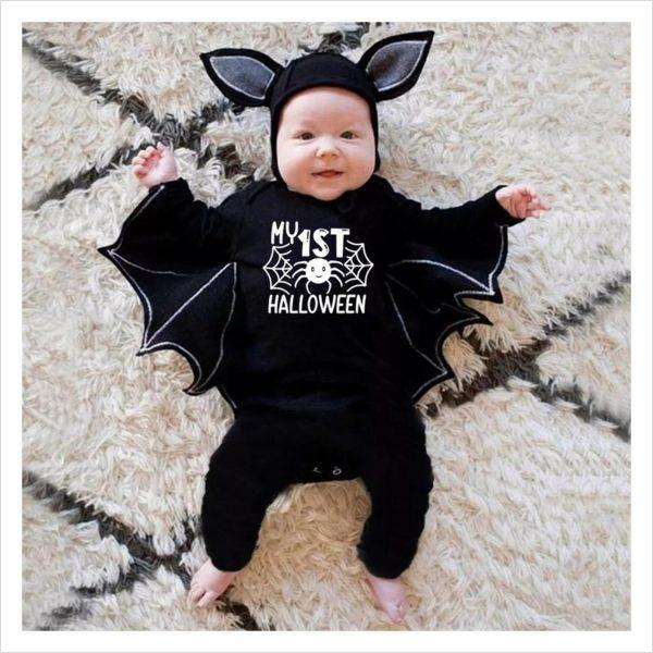 Fledermaus Kostüm Baby Halloween