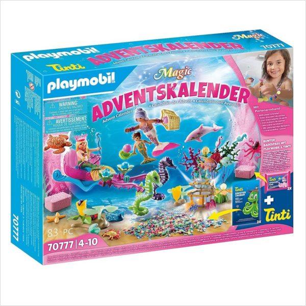 Playmobil Adventskalender Magic