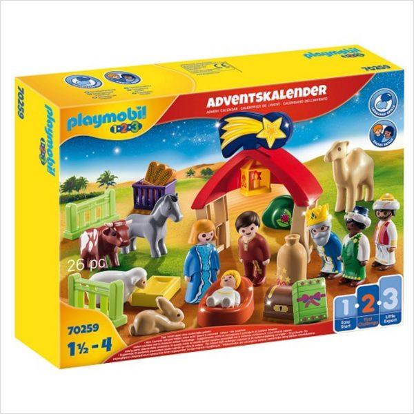 Playmobil 123Adventskalender